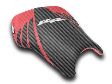 LUIMOTO TRIBAL FLIGHT RIDER SEAT COVERS FOR HONDA CBR600RR 03-04