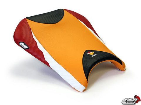 LUIMOTO REPSOL RIDER SEAT COVERS FOR HONDA CBR600RR 05-06