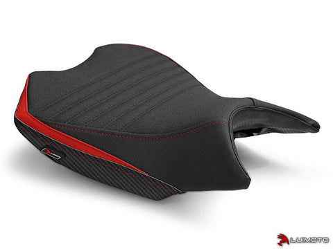 LUIMOTO RACE RIDER SEAT COVERS FOR HONDA CBR250RR 17-18
