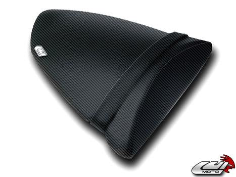 LUIMOTO BASELINE PASSANGER SEAT COVERS FOR KAWASAKI ZX-10R 06-07