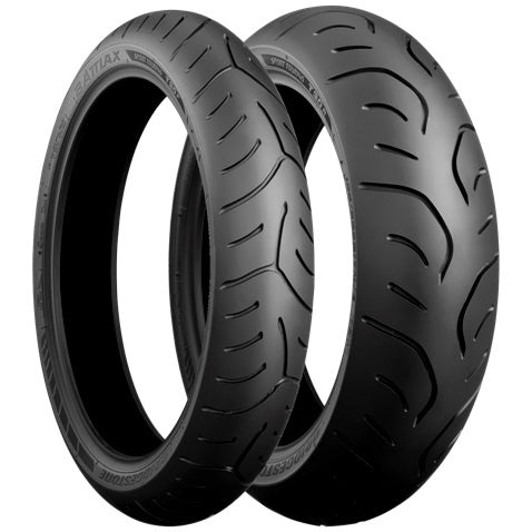 Bridgestone Motorcycle Tyres - Battlax T30 120/70-17 & 190/50-17