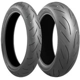 Bridgestone Motorcycle Tyres - Battlax S21 120/70-17 & 180/55-17