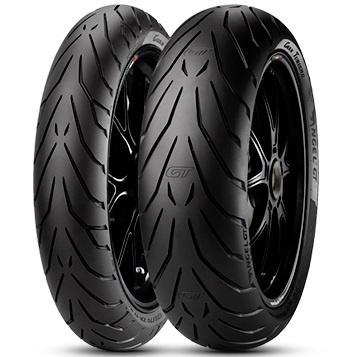 PIRELLI Angel GT Motorcycle Tyres 120/70-17 & 180/55-17