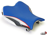 LUIMOTO TEAM SUZUKI TYPE II RIDER SEAT COVERS FOR SUZUKI GSX-R 1000 09-16