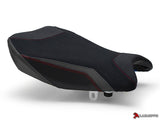 LUIMOTO TEAM SUZUKI RIDER SEAT COVERS FOR SUZUKI GSX-R 1000 17-18