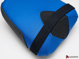 LUIMOTO TEAM SUZUKI PASSANGER SEAT COVERS FOR SUZUKI GSX-R 1000 17-18
