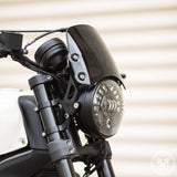 Motodemic Ducati Scrambler LED Headlight Conversion