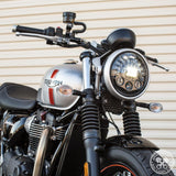 Motodemic LED Headlight for Triumph Street Twin