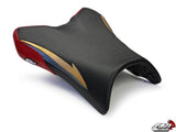 LUIMOTO RAVEN EDITION RIDER SEAT COVERS FOR YAMAHA FZ1 06-15