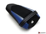 LUIMOTO TEAM YAMAHA PASSANGER SEAT COVERS FOR YAMAHA R1 15-18