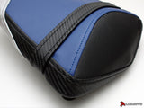 LUIMOTO TEAM PASSANGER SEAT COVERS FOR YAMAHA R3 15-18