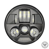 Motodemic Evo S 5 3/4 Inch LED Headlight
