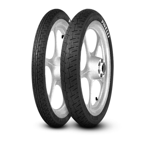 Pirelli City Demon Reinforced Front Tyre 250/17 43p