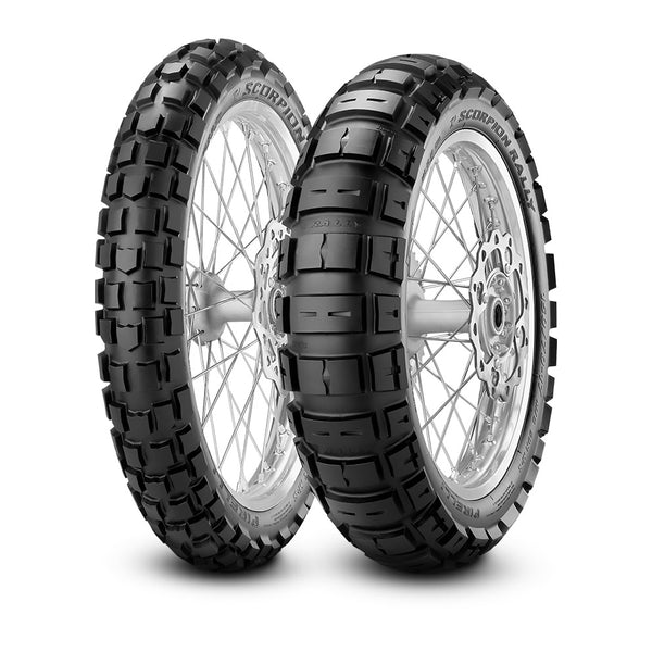 Pirelli Scorpion Rally Tyre 120/100/18 68r Mst