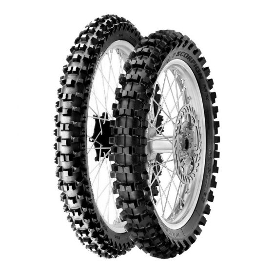 Pirelli Scorpion XC Mid Soft Rear Tyre
