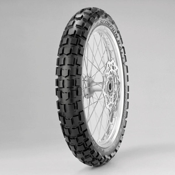 Pirelli Scorpion Rally Front Tyre 110/80/19 59r M+S Tl