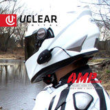 UCLEAR AMP PRO BLUETOOTH HELMET AUDIO SYSTEM – SINGLE KIT