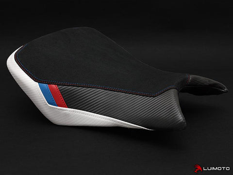LUIMOTO MOTORSPORTS RIDER SEAT COVERS FOR BMW S1000RR 15-18