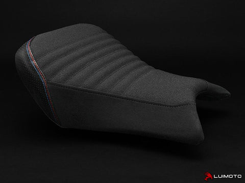 LUIMOTO RACE RIDER SEAT COVERS FOR BMW S1000RR 15-18