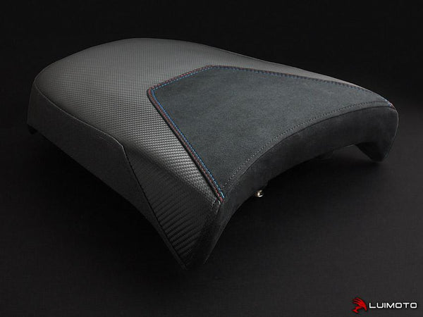 LUIMOTO MOTORSPORTS PASSANGER SEAT COVERS FOR BMW R1200GS ADVENTURE 06-13