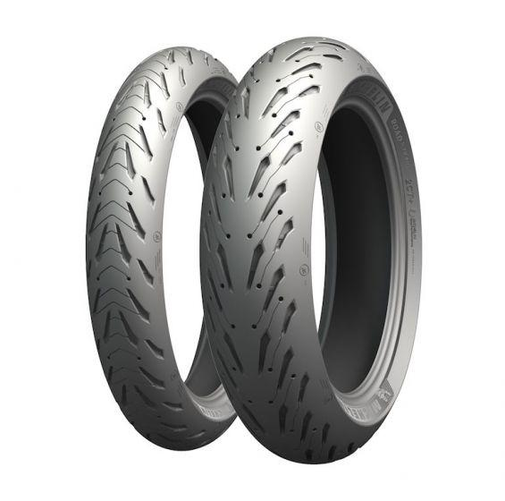 Michelin Road 5 Tyre Combo Deal