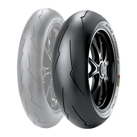 Pirelli Supercorsa SP V2 Rear Tyre