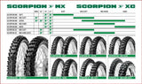 Pirelli Scorpion MX eXTra X Tyre Pair Deal