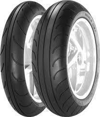 Pirelli Diablo Wet NHS Tyres Rear