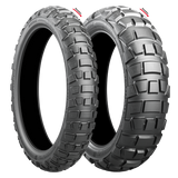 BRIDGESTONE AX41 ADVENTURECROSS COMBO DEAL 110/80B19 + 150/70B17