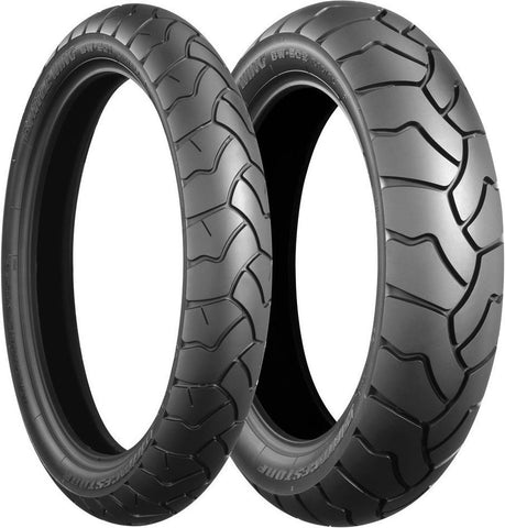 BRIDGESTONE BW501 / 502 COMBO DEAL 120/70ZR17 + 160/60ZR17