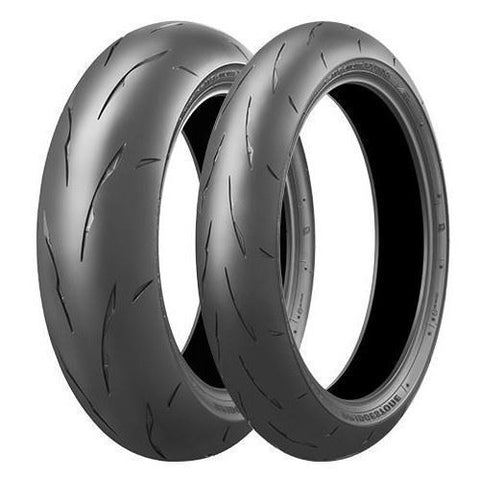 BRIDGESTONE RACING R11 COMBO DEAL 120/70R17 (M) + 200/55R17 (S)