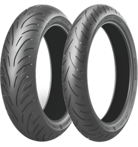 BRIDGESTONE T31 COMBO DEAL 120/70ZR17 + 190/50ZR17