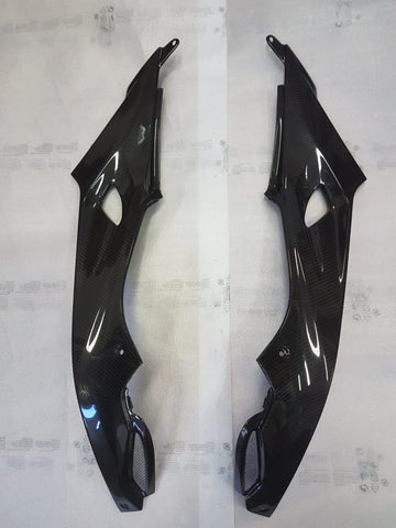 CARBON2RACE BMW S 1000RR 2015-2018 CARBON FIBER SIDE TANK PANELS