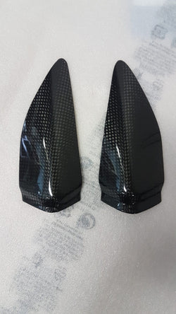CARBON2RACE YAMAHA YZF-R1 2015-2020 CARBON FIBER TANK SLIDERS VER. 2 (SMALL)