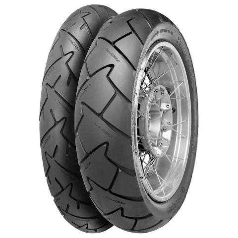 CONTINENTAL TRAIL ATTACK 2 COMBO DEAL 110/80R19 + 140/80R17