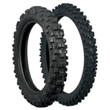 MICHELIN ENDURO COMP III 120/90-18 & IV 90/90-21 TYRE SET