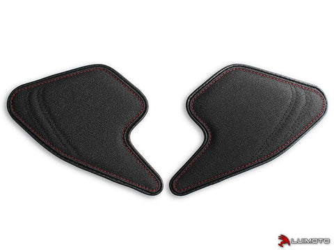 LUIMOTO TANK LEAF DUCATI MONSTER 797 896 1200 14-18 KNEE GRIPS