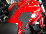 LUIMOTO TANK LEAF DUCATI MONSTER 797 896 1200 14-18 TANK PROTECTOR