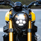 Motodemic SCR950 LED Headlight Upgrade