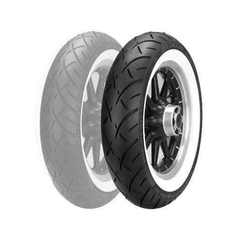 Metzeler Marathon ME888 Ultra White Wall – Rear Tyre