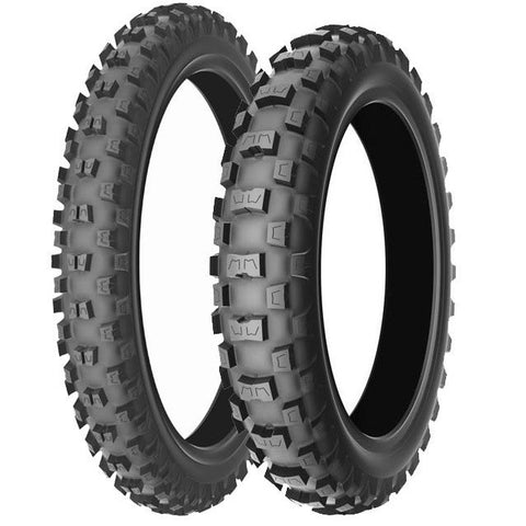 MICHELIN STARCROSS MH3 70/100-17 FRONT 90/100-14 REAR TYRE SET