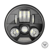 Motodemic 5 3/4-Inch Harley LED Upgrade