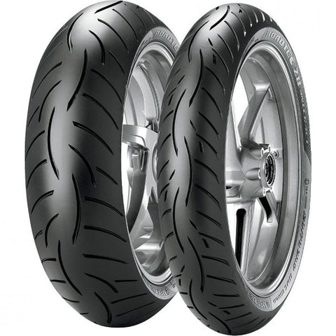 METZELER ROADTEC Z8 COMBO DEAL 120/70-17 + 180/55-17