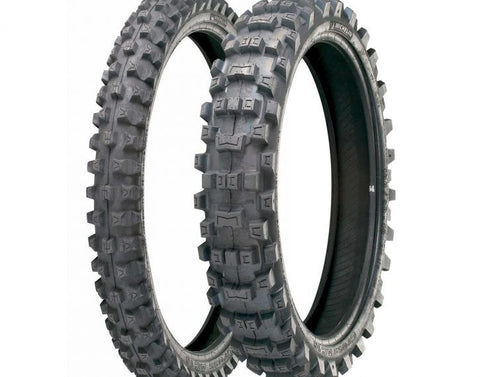 MICHELIN AC10 CROSS 80/100-21 FRONT 120/90-18 REAR DOT TYRE COMBO