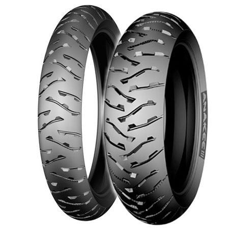 MICHELIN ANAKEE 3 COMBO DEAL 90/90-21 + 140/80R17