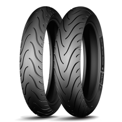 MICHELIN PILOT STREET RADIAL COMBO DEAL 110/70R17 + 130/70R17