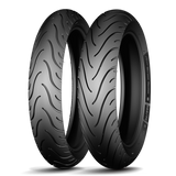 MICHELIN PILOT STREET RADIAL COMBO DEAL 110/70R17 + 150/60R17