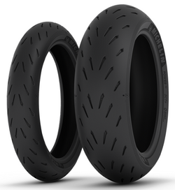 MICHELIN POWER RS COMBO DEAL 120/70-17 + 180/55-17
