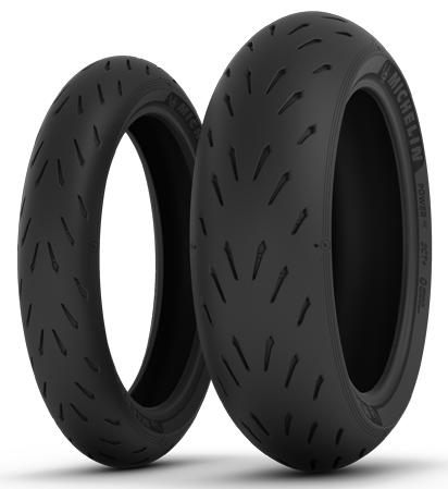 MICHELIN POWER RS COMBO DEAL 120/70-17 + 150/60-17