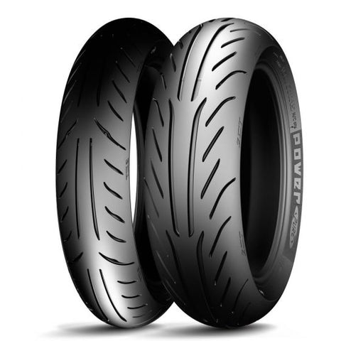 Michelin Power Pure Honda Grom Tyre Pair Deal - Fresh New Tyres